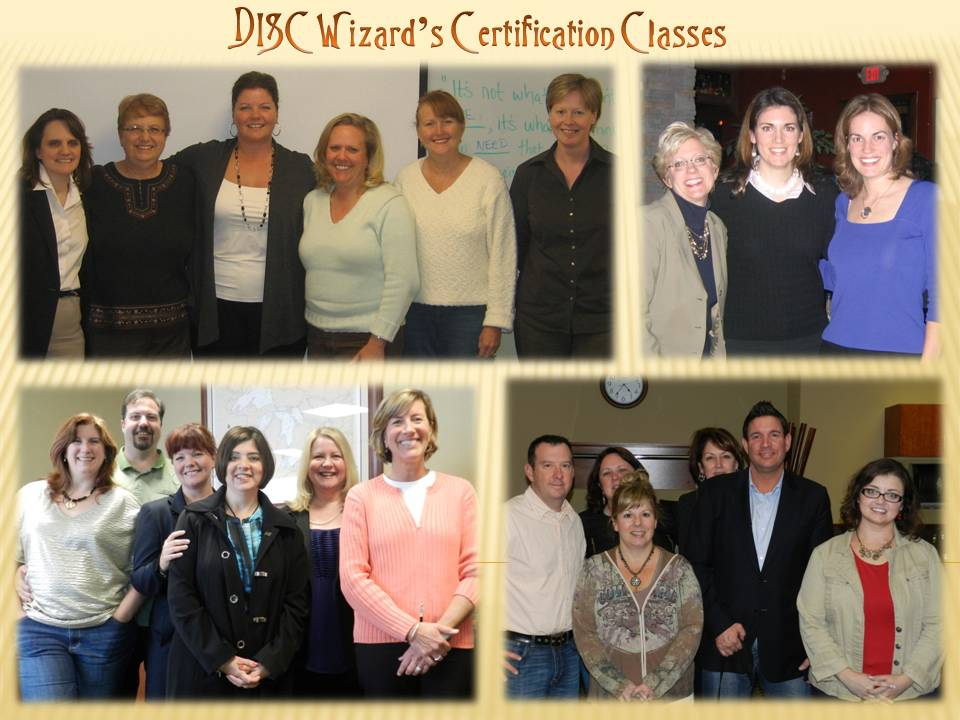 DISC Training April 2010