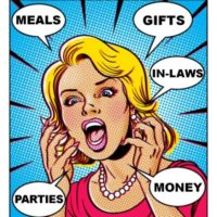 How to actually survive the holidays…